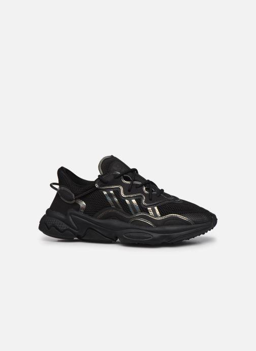 Sneaker adidas originals Ozweego schwarz ansicht von hinten