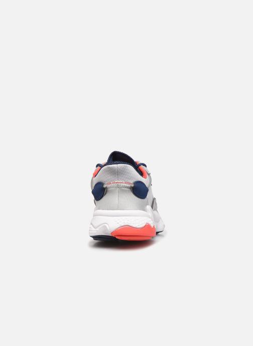 Sneaker adidas originals Ozweego grau ansicht von rechts