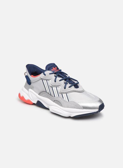 Sneakers adidas originals Ozweego Grå detaljeret billede af skoene