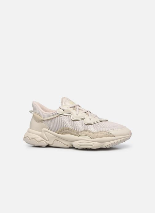 Sneaker adidas originals Ozweego beige ansicht von hinten