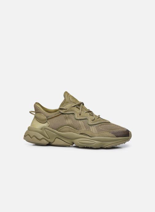 Sneaker adidas originals Ozweego grün ansicht von hinten