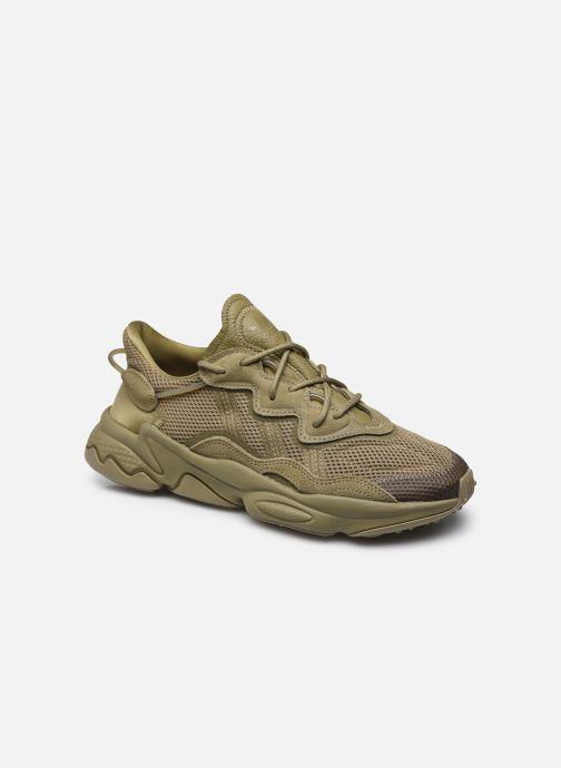 Sneaker adidas originals Ozweego grün detaillierte ansicht/modell