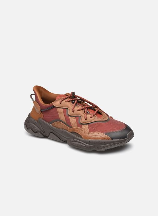 Sneaker adidas originals Ozweego braun detaillierte ansicht/modell