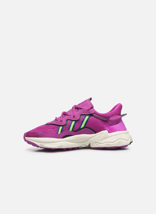 Sneakers adidas originals Ozweego W Rosa immagine frontale