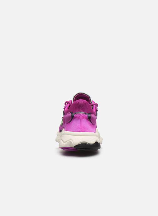 Sneakers adidas originals Ozweego W Rosa immagine destra