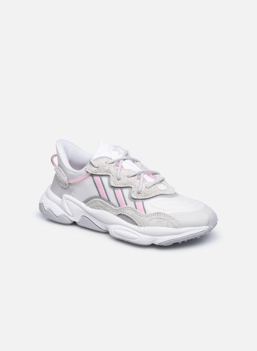 Sneakers adidas originals Ozweego W Grijs detail