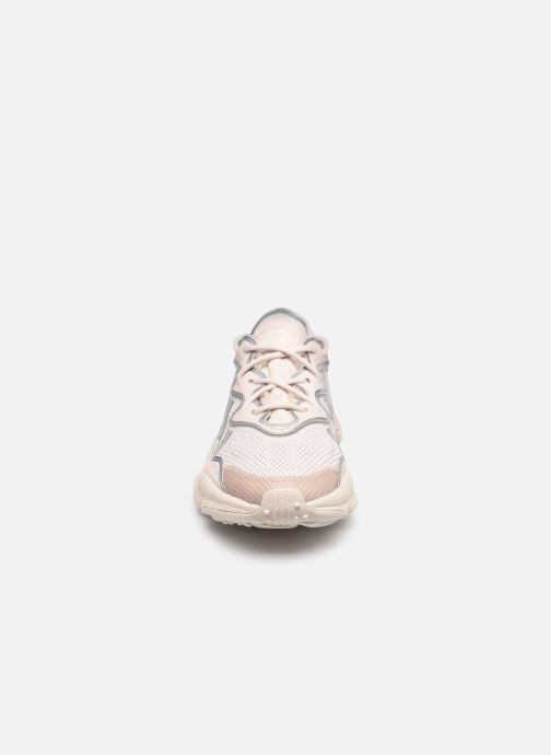 Sneakers adidas originals Ozweego W Beige model