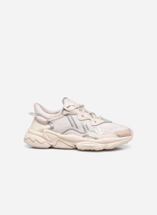 Sneaker adidas originals Ozweego W beige ansicht von hinten