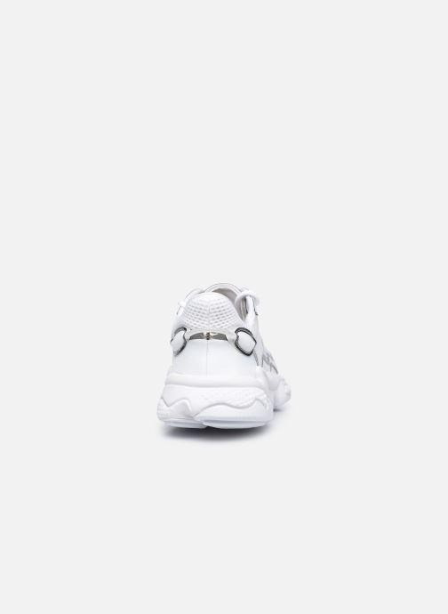 Baskets adidas originals Ozweego W Blanc vue droite