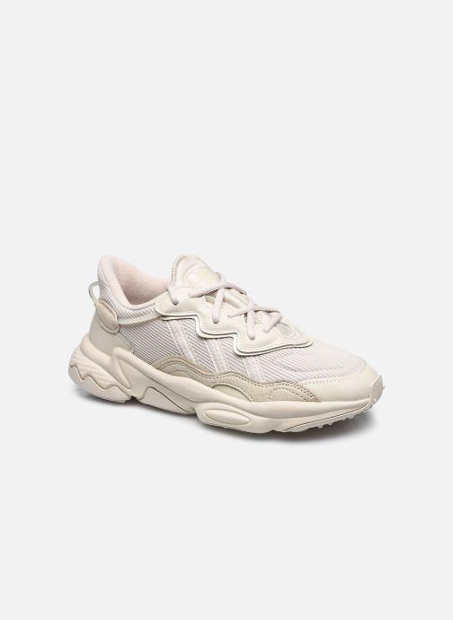 Sneakers adidas originals Ozweego W Beige detaljeret billede af skoene