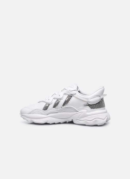 Sneaker adidas originals Ozweego W weiß ansicht von vorne