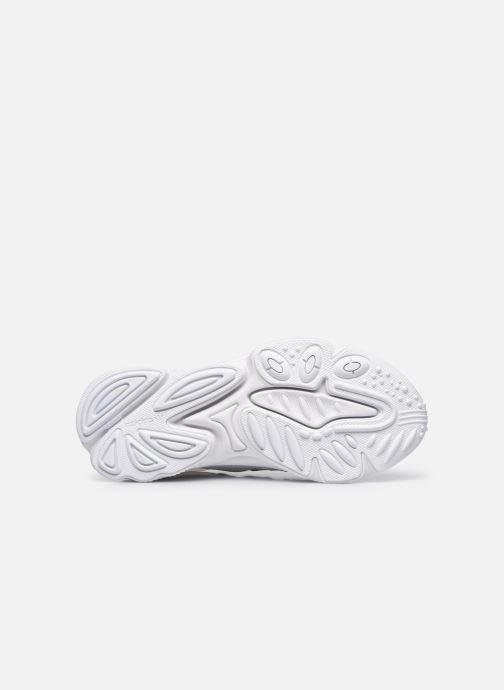 Sneaker adidas originals Ozweego W weiß ansicht von oben