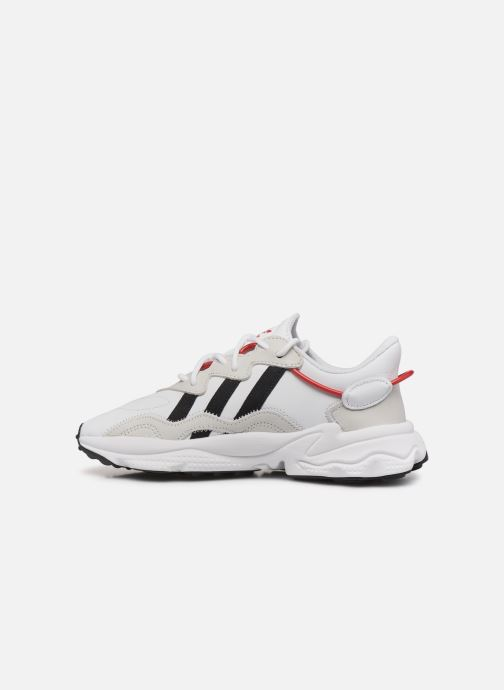 Sneakers adidas originals Ozweego W Bianco immagine frontale