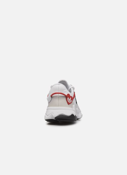 Sneakers adidas originals Ozweego W Bianco immagine destra