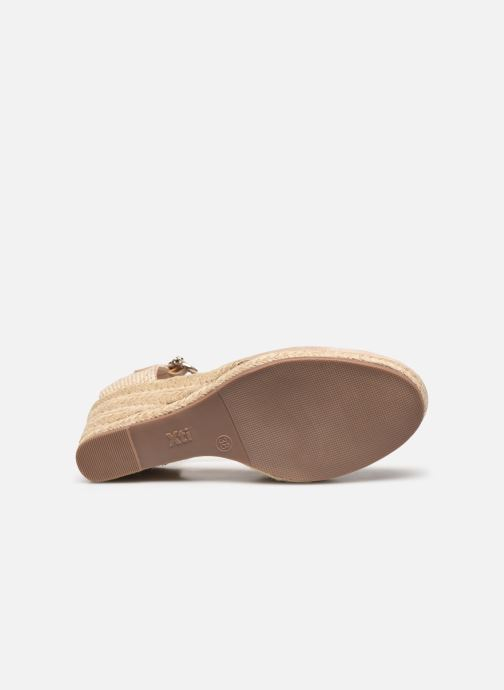Espadrilles Xti 49730 Beige view from above
