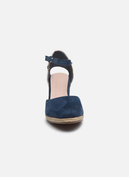 Espadrilles Xti 49730 Bleu vue portées chaussures