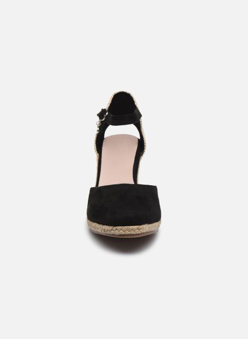 Espadrilles Xti 49730 Noir vue portées chaussures