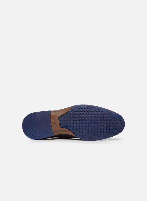Zapatos con cordones Mr SARENZA Novala Azul vista de arriba