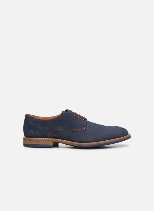 Chaussures à lacets Mr SARENZA Novala Bleu vue détail/paire