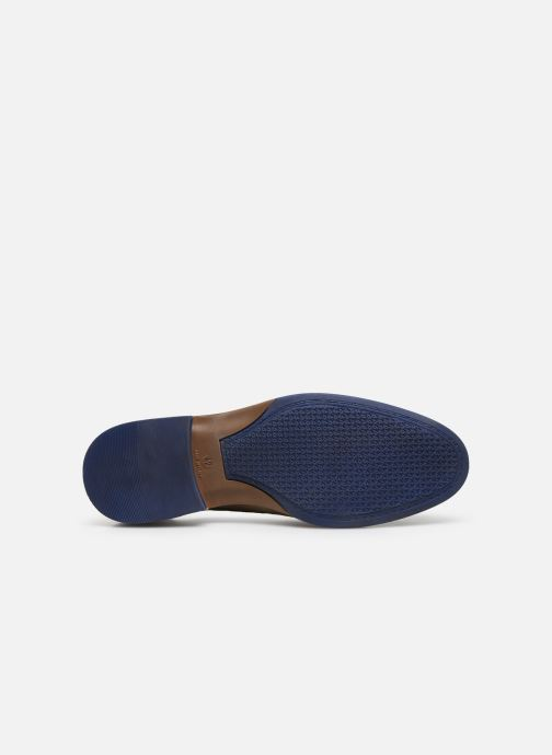 Zapatos con cordones Mr SARENZA Novala Beige vista de arriba