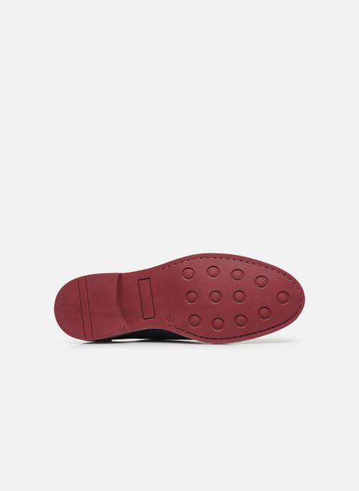Zapatos con cordones Mr SARENZA Newvy Azul vista de arriba