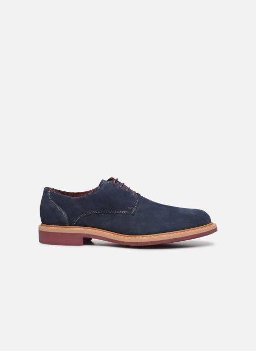 Zapatos con cordones Mr SARENZA Newvy Azul vista de detalle / par