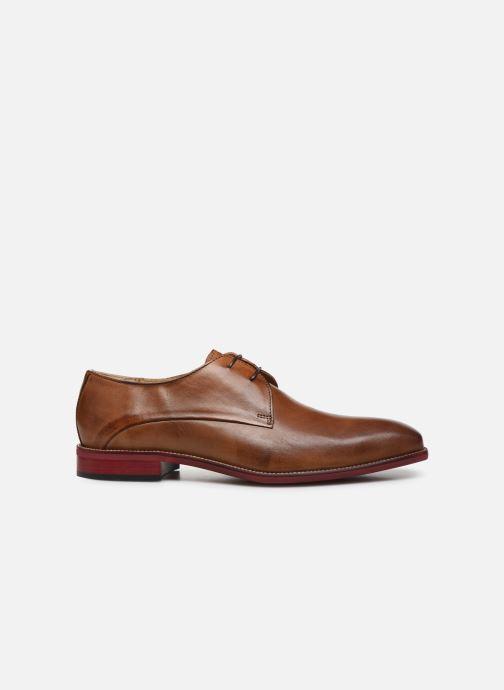 Zapatos con cordones Mr SARENZA Nourio Marrón vista de detalle / par