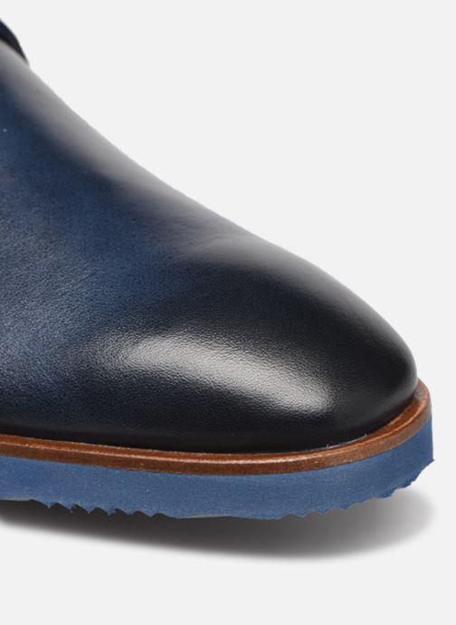 Zapatos con cordones Mr SARENZA Nimeli Azul vista lateral izquierda