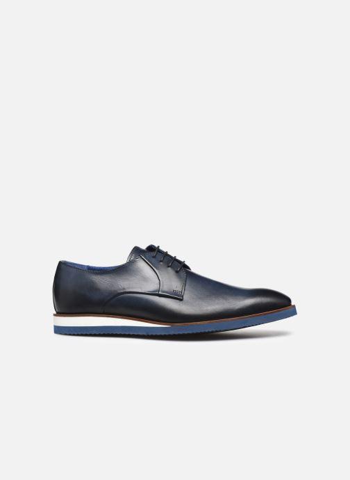 Zapatos con cordones Mr SARENZA Nimeli Azul vista de detalle / par