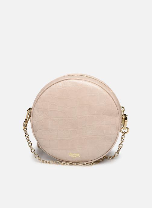 Handtaschen Louvreuse Kasimiro beige ansicht von vorne