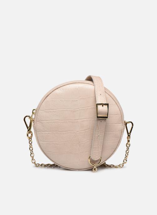 Handtaschen Louvreuse Kasimiro beige detaillierte ansicht/modell