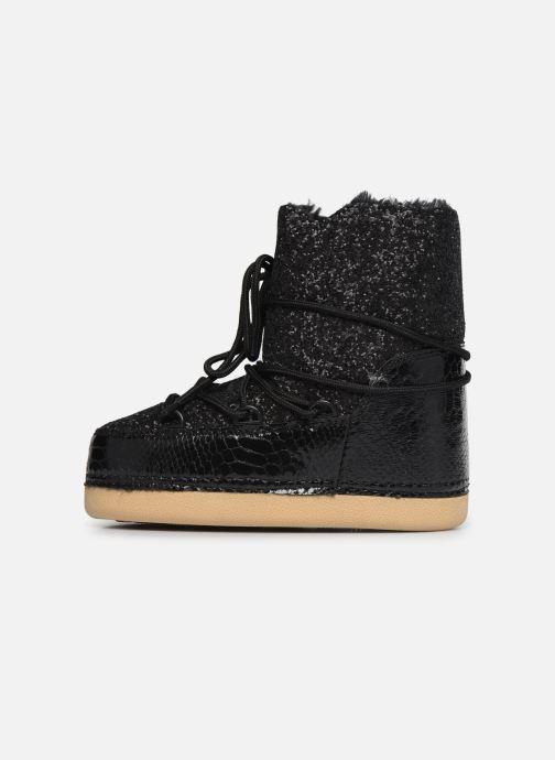 Stiefel Colors of California Bruno schwarz ansicht von vorne