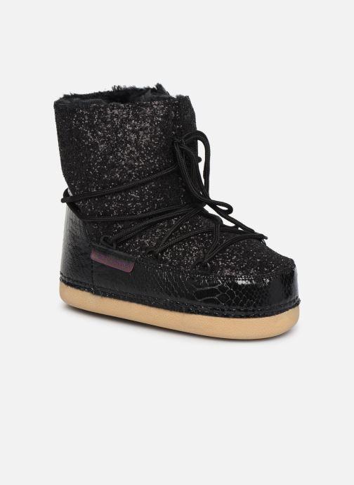 Støvler & gummistøvler Colors of California Bruno Sort detaljeret billede af skoene