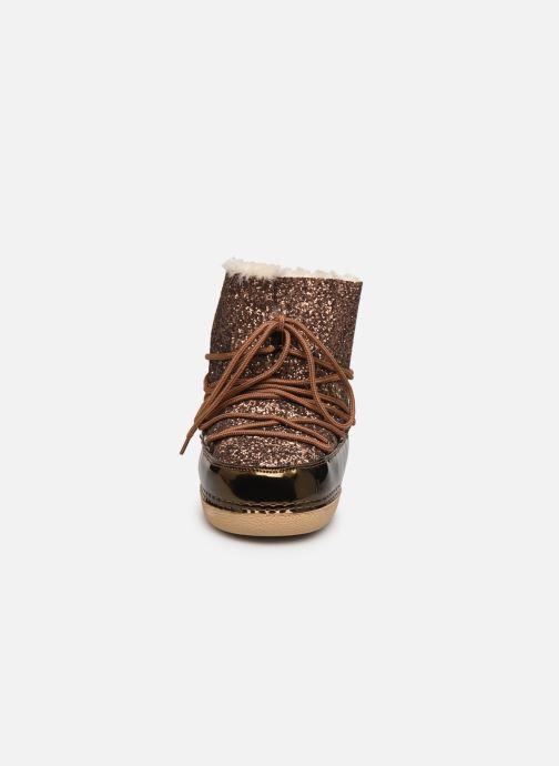 Bottes Colors of California Bruno Or et bronze vue portées chaussures