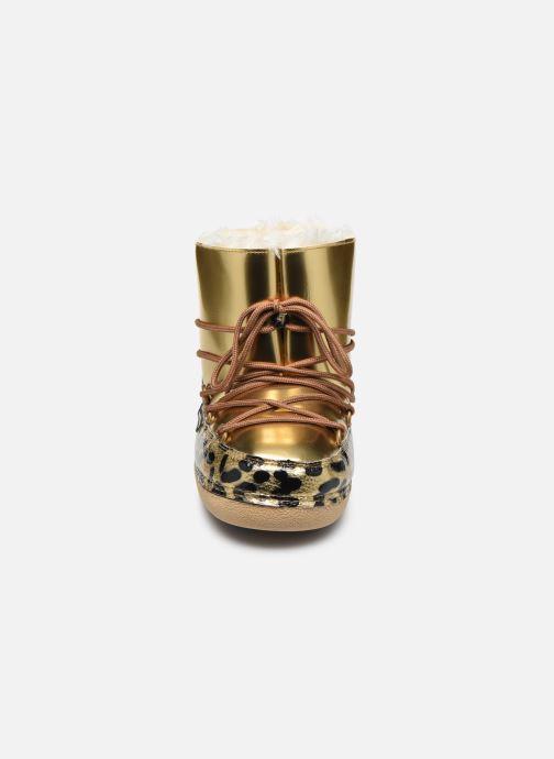 Bottines et boots Colors of California Inge Or et bronze vue portées chaussures