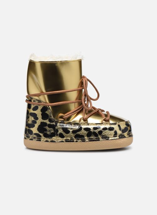 Bottines et boots Colors of California Inge Or et bronze vue derrière