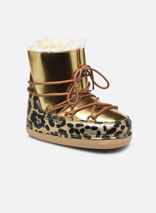Bottines et boots Colors of California Inge Or et bronze vue détail/paire