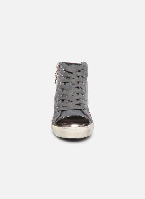 Baskets Colors of California Charlotta Gris vue portées chaussures