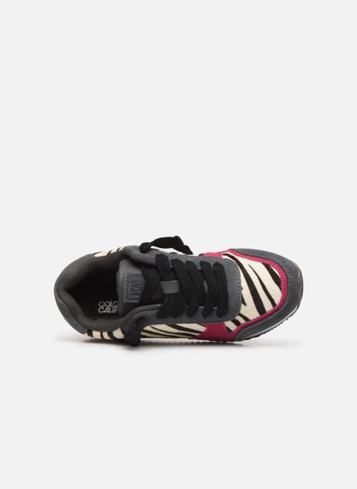 Sneakers Colors of California Tynee II Multicolore immagine sinistra