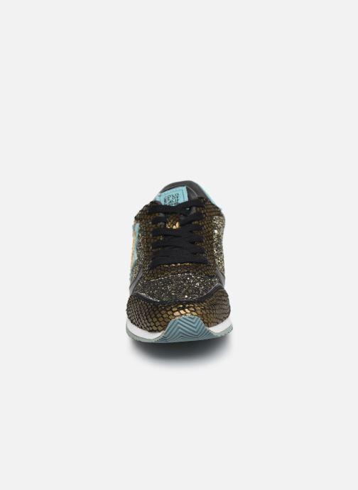 Baskets Colors of California Erik Multicolore vue portées chaussures