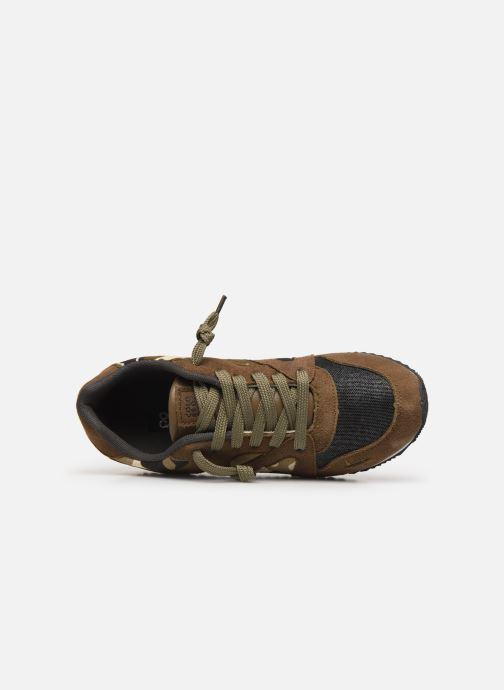 Sneaker Colors of California Allan mehrfarbig ansicht von links