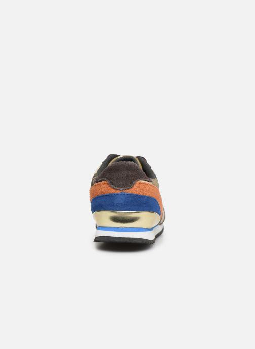 Baskets Colors of California Allan Multicolore vue droite