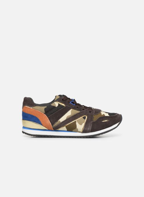 Sneakers Colors of California Allan Multicolor achterkant