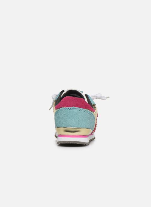 Baskets Colors of California Glenn Multicolore vue droite