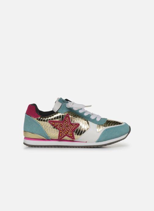 Sneakers Colors of California Glenn Multicolore immagine posteriore