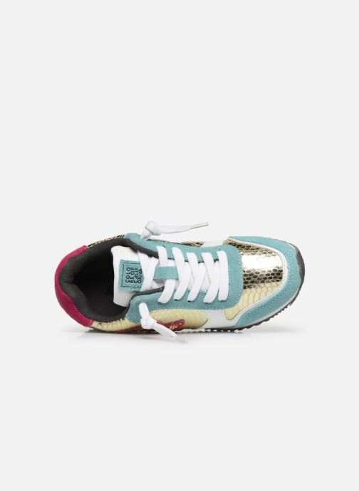 Sneakers Colors of California Glenn Multicolore immagine sinistra