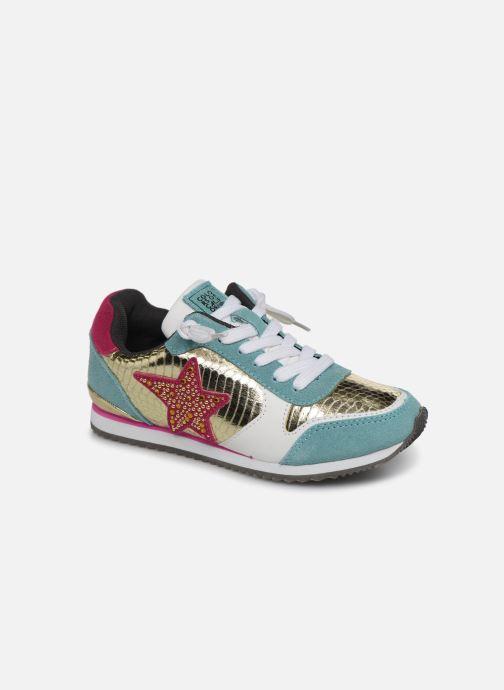 Sneakers Colors of California Glenn Multicolor detail