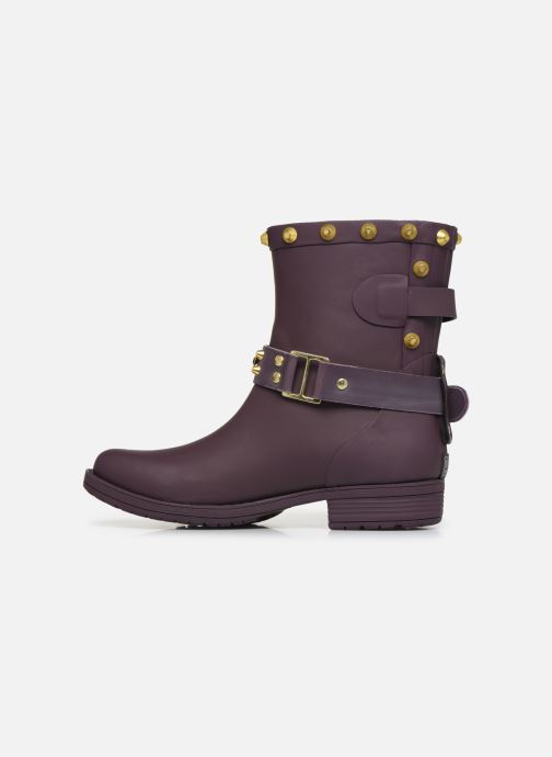 Ankle boots Colors of California Nadja Purple front view