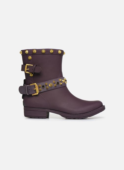 Ankle boots Colors of California Nadja Purple back view