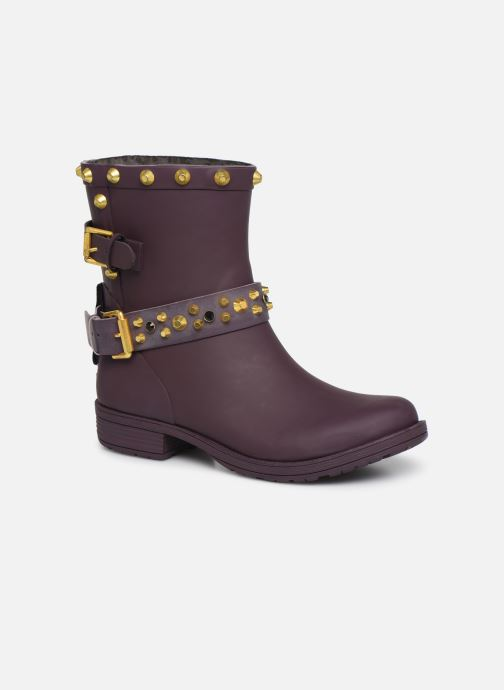 Ankle boots Colors of California Nadja Purple detailed view/ Pair view
